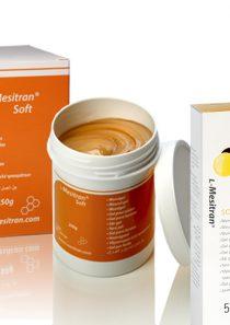 Hydroaktives antibakterielles Softgel